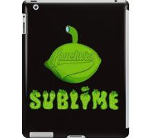 Sublime Design ~ Anachrotees Design iPad Case/Skin