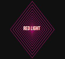 f(x) Red Light inspired - Black Unisex T-Shirt