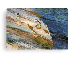 Colorful Rocks Canvas Print
