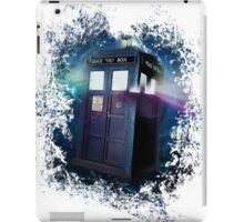 Tardis Burst iPad Case/Skin
