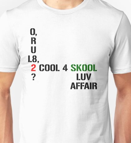 BTS Discography Shirt Unisex T-Shirt