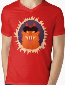 Frazzle Mens V-Neck T-Shirt