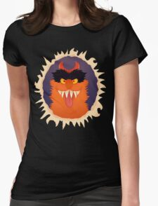Frazzle Womens Fitted T-Shirt