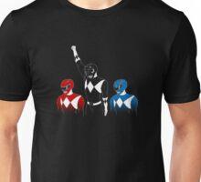 Black Power Ranger Unisex T-Shirt