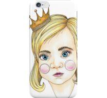 A Little Princess iPhone Case/Skin