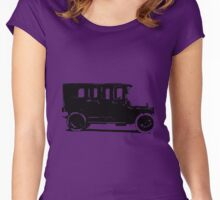 1911 LIMOUSINE Women's Fitted Scoop T-Shirt