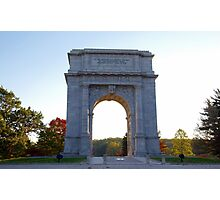 Archway of Memories Photographic Print