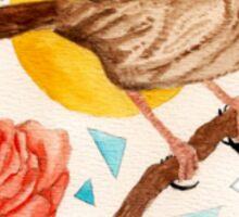 Sparrow Sticker