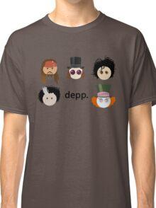 Depp. (Johnny Depp characters) Classic T-Shirt