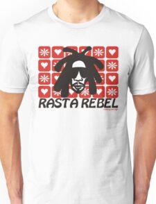 RASTA REBEL Unisex T-Shirt
