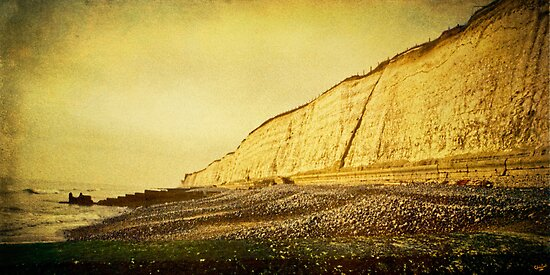 The Undercliff Walk by Chris Lord