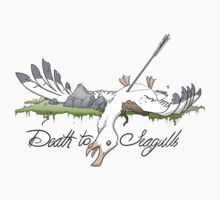 Death to Seagulls by thordpt
