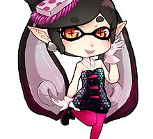 Squid Idol Callie by yokokins