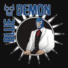 Blue Demon by Mel Preston
