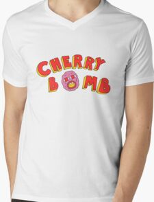 Tyler The Creator - Cherry Bomb (plain) Mens V-Neck T-Shirt