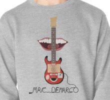 Mac Demarco cardboard guitar  Pullover
