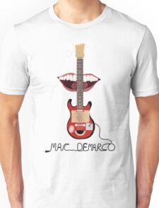 Mac Demarco cardboard guitar  Unisex T-Shirt