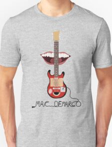 Mac Demarco cardboard guitar  Unisex T-Shirt