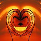 THE MIRROR OF LOVE by Khaled EL Tangeer