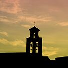 Chapel at Sunset  by photographyes