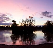 Crown Lakes Country Park  by Nick Atkin