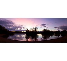 Crown Lakes Country Park  Photographic Print
