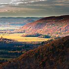 Champlain Lookout by Sean McConnery