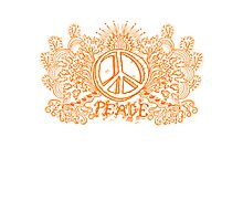Let There Be Peace Photographic Print