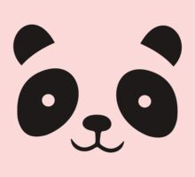 Panda Bamboo Camouflage Kids Tee
