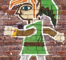 Link & The Seven Sages Sticker