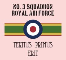 No. 3 Squadron - RAF Kids Clothes