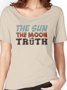 The Sun, The Moon, The Truth Women's Relaxed Fit T-Shirt