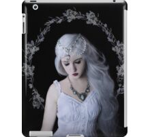 Moon girl child beauty iPad Case/Skin
