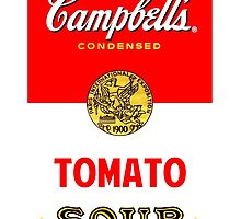 Campbell's Soup by nostunts