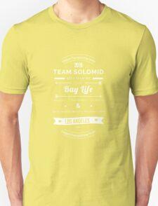 TSM Typography Whiteout T-Shirt