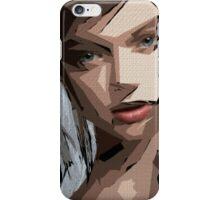 Female Expressions 596 iPhone Case/Skin