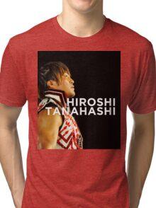 Hiroshi Tanahashi Tri-blend T-Shirt