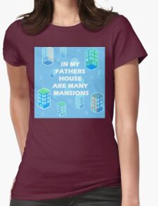 JOHN 14:2  MANY MANSIONS T-Shirt