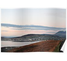 blackwaterfoot gloaming  Poster