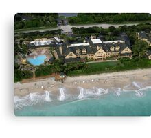 Disney's Vero Beach Resort Canvas Print