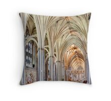 Holy and Undivided 2 Throw Pillow