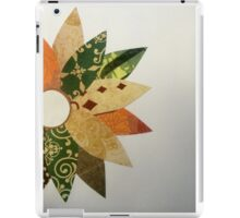 Paper Flower's A iPad Case/Skin