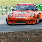 911 RSR by Chris Tarling