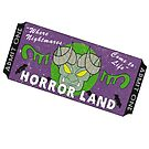 Horrorland Ticket by itsaaudra