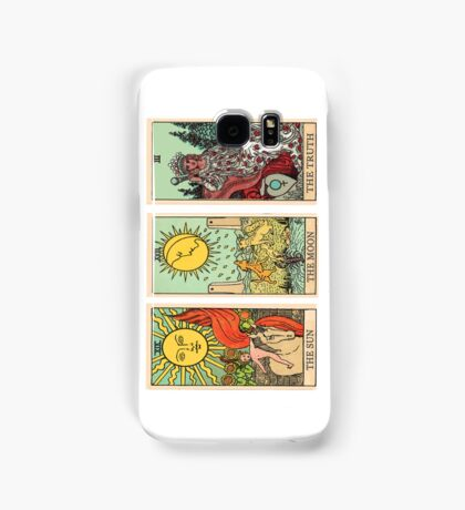 The Sun, The Moon, The Truth [Tarot] Samsung Galaxy Case/Skin