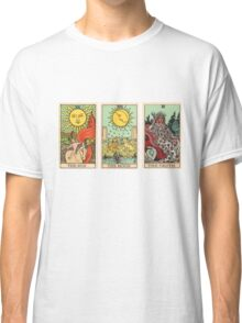 The Sun, The Moon, The Truth [Tarot] Classic T-Shirt