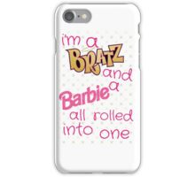 Bratty Barbie  iPhone Case/Skin