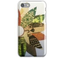 Paper Flowers C iPhone Case/Skin