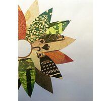 Paper Flowers C Photographic Print