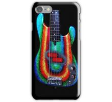 Kirk Powers - Custom Alleva Coppolo kbp5 Bass iPhone Case/Skin